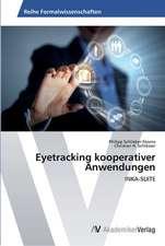Eyetracking kooperativer Anwendungen