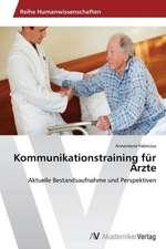 Kommunikationstraining für Ärzte
