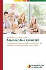 Aprendendo E Ensinando:  Analiz, Otsenki, Upravlenie