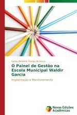 O Painel de Gestao Na Escola Municipal Waldir Garcia:  Linkedin E Servqual