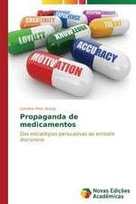 Propaganda de Medicamentos:  Uma Analise Do Emblematico Poema Regionalista
