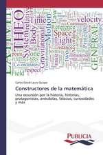 Constructores de La Matematica