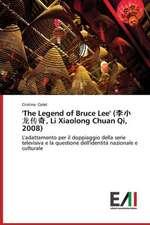 'The Legend of Bruce Lee' (, Li Xiaolong Chuan Qi, 2008):  Stat'i O Tvorchestve F.M. Dostoevskogo