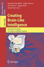 Creating Brain-Like Intelligence: From Basic Principles to Complex Intelligent Systems