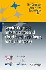 Service Oriented Infrastructures and Cloud Service Platforms for the Enterprise: A selection of common capabilities validated in real-life business trials by the BEinGRID consortium