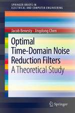 Optimal Time-Domain Noise Reduction Filters: A Theoretical Study
