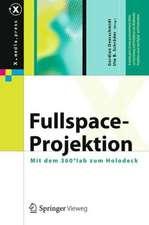 Fullspace-Projektion: Mit dem 360°lab zum Holodeck