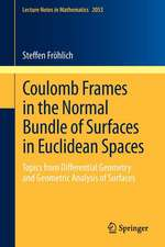 Coulomb Frames in the Normal Bundle of Surfaces in Euclidean Spaces: Topics from Differential Geometry and Geometric Analysis of Surfaces
