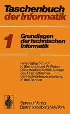 Taschenbuch der Informatik: Band I: Grundlagen der technischen Informatik