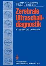 Zerebrale Ultraschalldiagnostik in Pädiatrie und Geburtshilfe