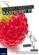 Schnelleinstieg Raspberry Pi B+