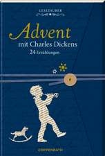 Advent mit Charles Dickens Briefbuch