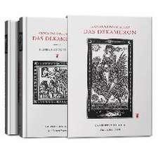Das Dekameron. 2 Bände