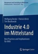 Industrie 4.0 im Mittelstand: Best Practices und Implikationen für KMU