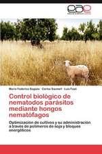 Control Biologico de Nematodos Parasitos Mediante Hongos Nematofagos:  Emociones y Sentido de Vida