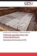 Calculo Geotecnico de Cimentaciones:  Un Espacio de Necesidades y Practicas.