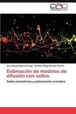 Estimacion de Modelos de Difusion Con Saltos:  Presiones Institucionales