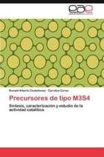 Precursores de Tipo M3s4:  La Casa Que Ayuda a Tu Casa