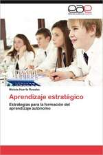 Aprendizaje Estrategico:  Su Estimulacion En La Escuela Primaria