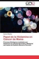 Papel de La Histamina En Cancer de Mama:  3-Metiladenina