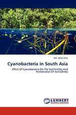 Cyanobacteria in South Asia