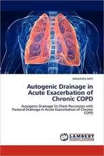 Autogenic Drainage in Acute Exacerbation of Chronic COPD