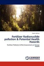 Fertilizer Radionuclide pollution & Potential Health Hazards
