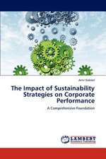 The Impact of Sustainability Strategies on Corporate Performance