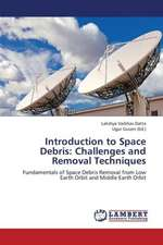 Introduction to Space Debris: Challenges and Removal Techniques