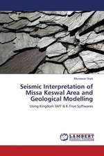 Seismic Interpretation of Missa Keswal Area and Geological Modelling