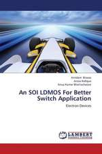 An SOI LDMOS For Better Switch Application