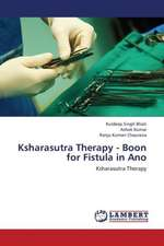 Ksharasutra Therapy - Boon for Fistula in Ano