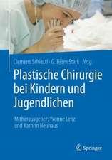 Plastische Chirurgie bei Kindern und Jugendlichen