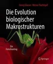 Die Evolution biologischer Makrostrukturen: Ein Fotoshooting