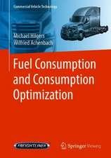 Fuel Consumption and Consumption Optimization