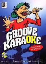 Groove Karaoke mit CD, für Singstimme