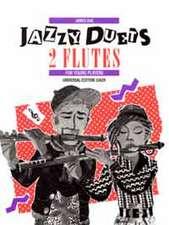 Jazzy Duets. Für 2 Flöten