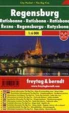 Regensburg City Pocket 1 : 6 000