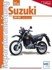 Suzuki DR 650 Baujahre 1990 bis 1996