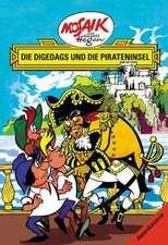 Die Digedags, Amerikaserie 13. Die Digedags und die Pirateninsel