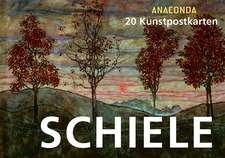Postkartenbuch Egon Schiele