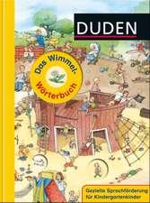 Duden - Das Wimmel-Wörterbuch