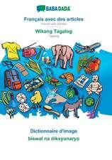 BABADADA, Français avec des articles - Wikang Tagalog, Dictionnaire d'image - biswal na diksyunaryo