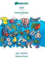 BABADADA, Hindi (in devanagari script) - bahasa Melayu, visual dictionary (in devanagari script) - kamus visual