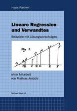 Lineare Regression und Verwandtes: Beispiele mit Lösungsvorschlägen