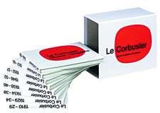 Le Corbusier – Œuvre complète en 8 volumes / Complete Works in 8 volumes / Gesamtwerk in 8 Bänden