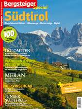 BERGSTEIGER Special 19: Südtirol