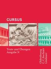 Cursus - Ausgabe N. Texte und Übungen