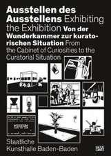 Exhibiting the Exhibition