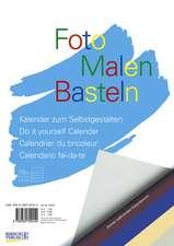 Foto-Malen-Basteln (bunt). Format A4